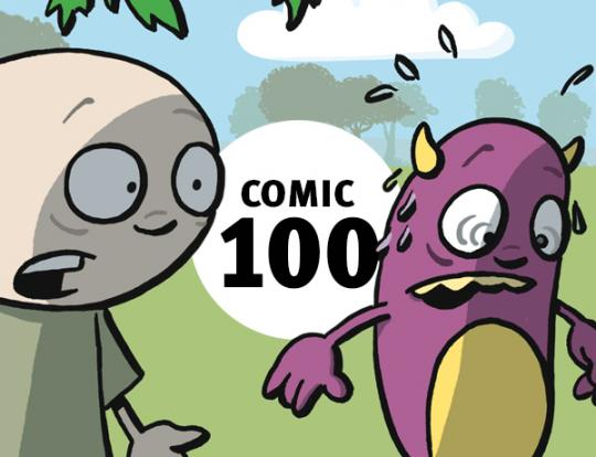mt comic 100 thumb